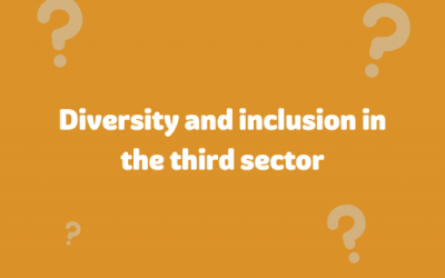 Diversity and inclusion in the third sector