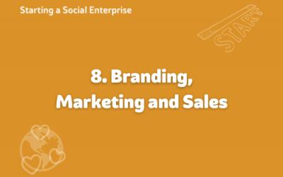 Starting a Social Enterprise – Marketing